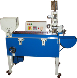pencil embossing machine